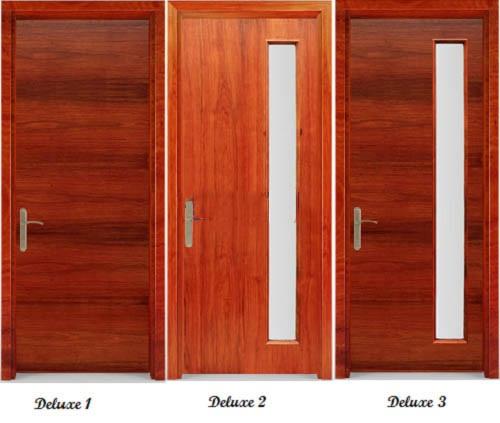 cửa gỗ deluxe classic huge