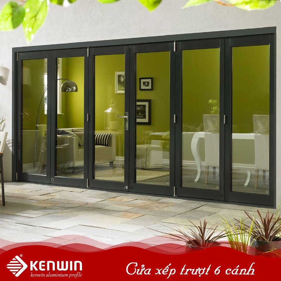 mẫu cửa kenwin đẹp