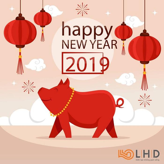lhdgroup chúc mừng năm mới 2019