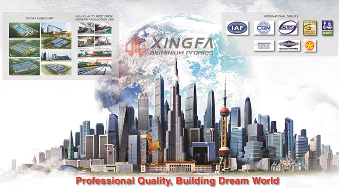 guang dong xingfa aluminium co ltd
