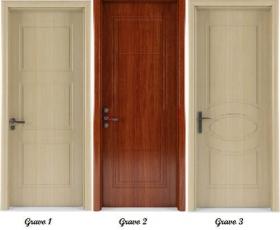 cửa gỗ duratek gravo